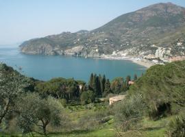agriturismo della barcareccia, La Spezia