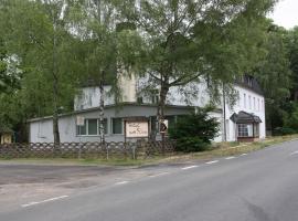 Hotel am Fluss, Heidesee