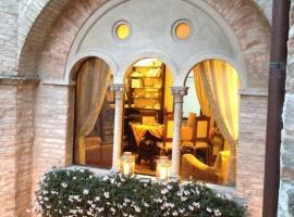 Palazzo Bentivoglio, Sassoferrato
