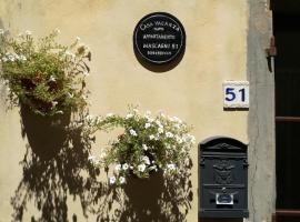 Casa Mascagni 51, Pomarance