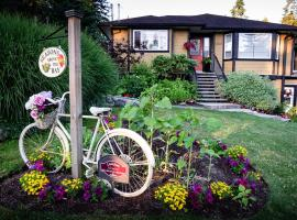 Seasons Above the Bay Guest Suites and B&B, Cowichan Bay