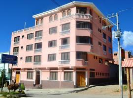 Hotel Wendy Mar, Copacabana