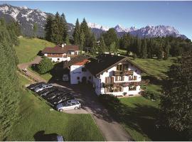 Gästehaus Alpina, Krün