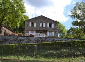 Gîtes de Thouy, Lacrouzette