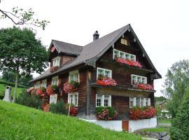 Kleintierbauernhof, Krummenau
