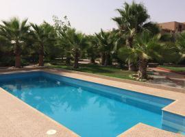 Villa Oulad Teima, Oulad Teïma