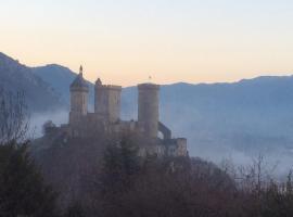 Domaine de Lespinet, Foix