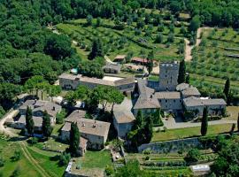 Castello di Spannocchia, Chiusdino