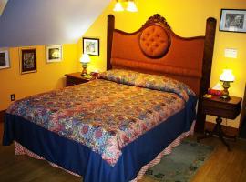 Green Gay Bulls Bed and Breakfast, Vernon Bridge