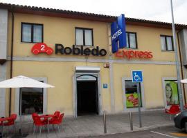 Robledo Express 2, Llanera