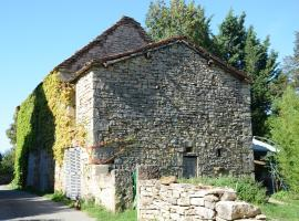 Le Moulin a huile, Vailhourles