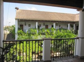 科爾蒂霍克魯拉斯酒店, 貝納魯普·卡薩斯·別哈斯