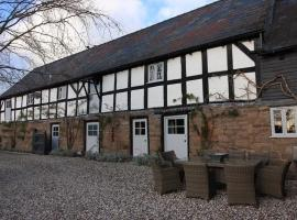 Cider Barn at The Manor, Hereford