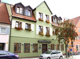 Goldener Schwan Hotel Garni, Bad Windsheim