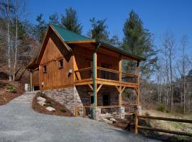 Laurel Mountain Retreat - Elk Path Cabin, Weaverville