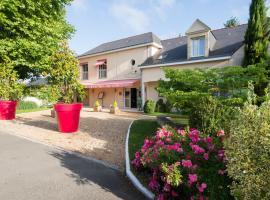 Logis Auberge Bienvenue, Doué-la-Fontaine
