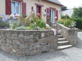 Fée Morgane - Chambres et table d'hôtes, Saint-Coulomb