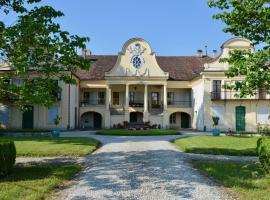 Château de Mathod, Mathod