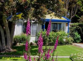 King Island Accommodation Cottages, Naracoopa