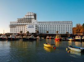 The Grand Burstin Hotel, Folkestone