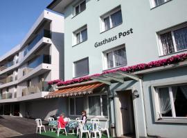 Gasthaus Post, Willisau
