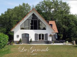 La Garonde, Berthen