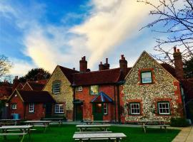 The Stag and Huntsman at Hambleden, Henley on Thames