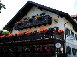 Landgasthof Drei Rosen, Bernried