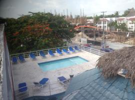 Bocachica Beach Hotel, Boca Chica