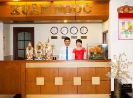 Xuan Ngoc Hotel, Hočiminovo Mesto
