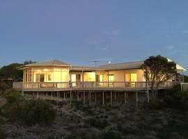 White Sands Holiday Retreat, Island Beach