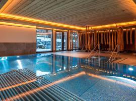 Hotel Spitzhorn Superieur, Saanen