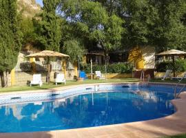 Holiday home Finca La Barca, Palenciana