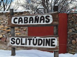 Complejo Solitudine, Cacheuta