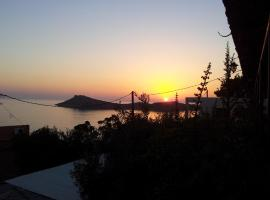 Sunset, Kálymnos