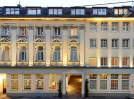 霍厄街公寓式酒店, 杜塞爾多夫