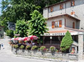 Hotel Da Giovanna, Chiusi della Verna