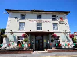 Thomas Arms Hotel, Llanelli