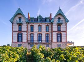 Chateau de Sacy, Sacy