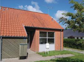 Holiday home Vanggårdsvej Brønderslev, Stenum