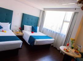 Best Western Plus Puebla, 푸에블라