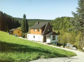 Holiday Home Bad Laasphe-Oberndorf with Fireplace I, Oberndorf