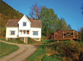 Holiday home Lonevåg Bysheim, Bysheim