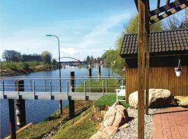 Holiday home Hafenstr. L, Lauenburg