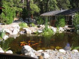 Silver Pines Lodge, Idyllwild