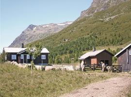 Holiday home Hemsedal Ulsåkstølen, Markegardlian