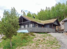 Three-Bedroom Holiday Home in Vegardshei, Vegårshei