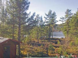 Holiday home Vatnestrøm 43, Svaland