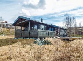 Three-Bedroom Holiday Home in Rjukan, Sneiselii