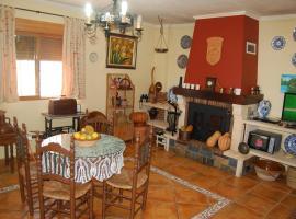Casa Loma del Gato, Taramay